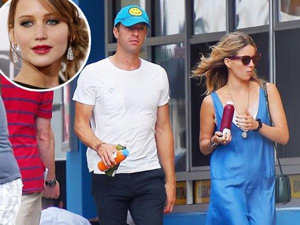 Putus dari Jennifer Lawrence, Inikah Pacar Baru Chris Martin?