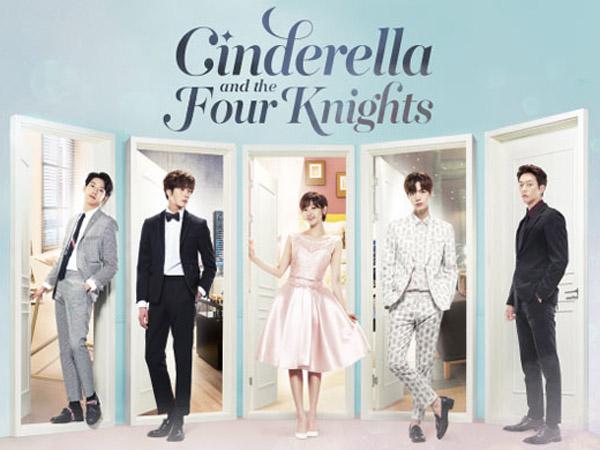 Tak Hanya Korea, Drama 'Cinderella and The Four Knights' Siap Tayang di Lebih 60 Negara