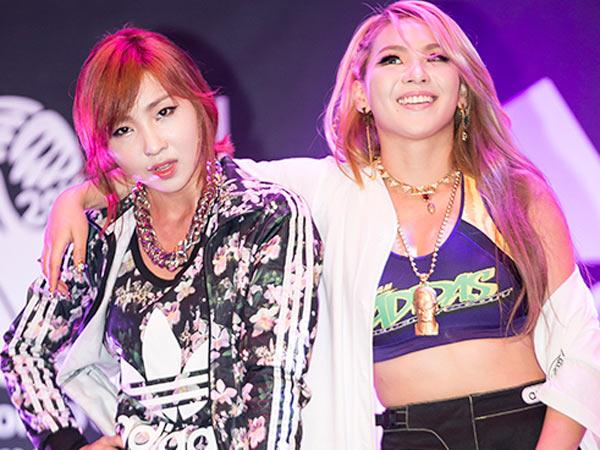 Lagu Terakhir 2NE1-'Goodbye ', Ternyata Awalnya Dibuat CL Untuk Minzy?