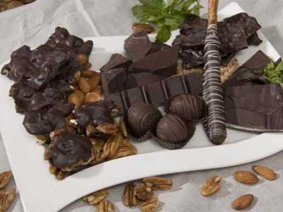Cokelat Hitam Bisa Obati Batuk Kronis