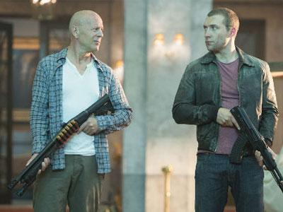 'A Good Day To Die Hard' Merajai Box Office di Minggu Perdana