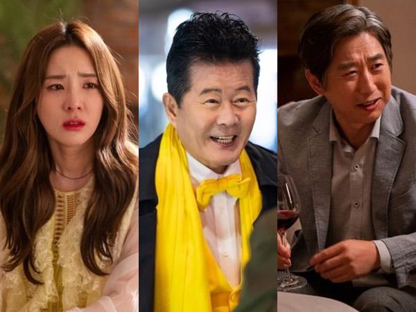 Intip Peran Sandara Park, Tae Jin Ah, dan Kim Won Hae Sebagai Cameo di Drama 'Dinner Mate'