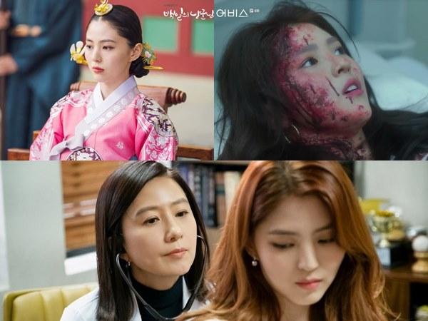 Ada The World Of Married, Ini 5 Drama Populer yang Dibintangi Han So Hee