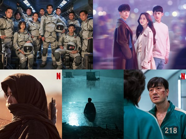 Daftar Drama Korea Terbaru Netflix Tahun 2021 (Part 2)