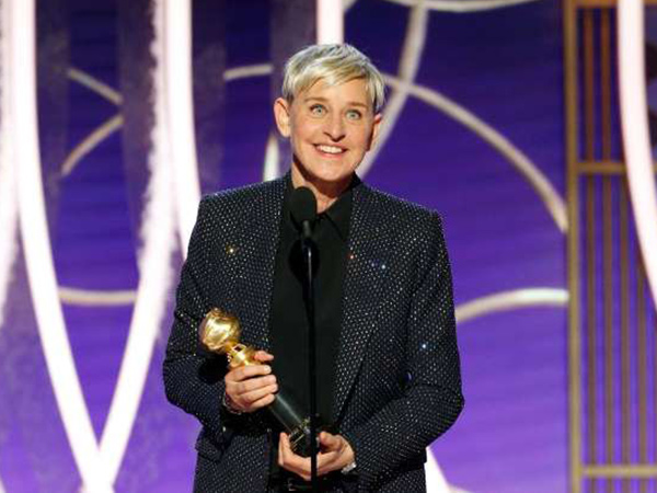 Usai Kontroversi, Ellen DeGeneres Ucapkan Terima Kasih pada Staf