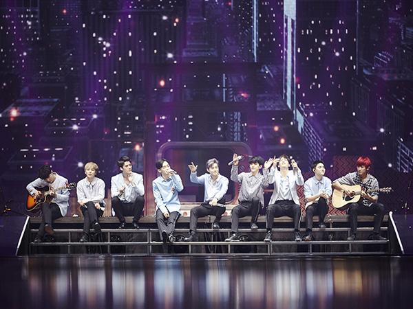 Pembukaan Konser Solo Ketiganya Selesai, EXO Tambah Daftar Rekor Baru!