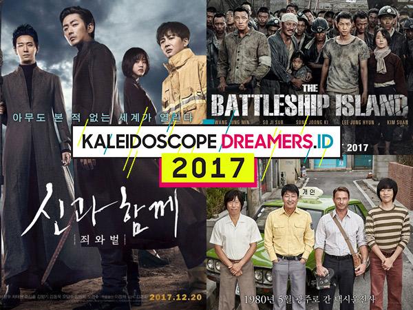 Saling Beradu Pecahkan Rekor, Inilah 5 Film Korea Paling Laris Sepanjang 2017!