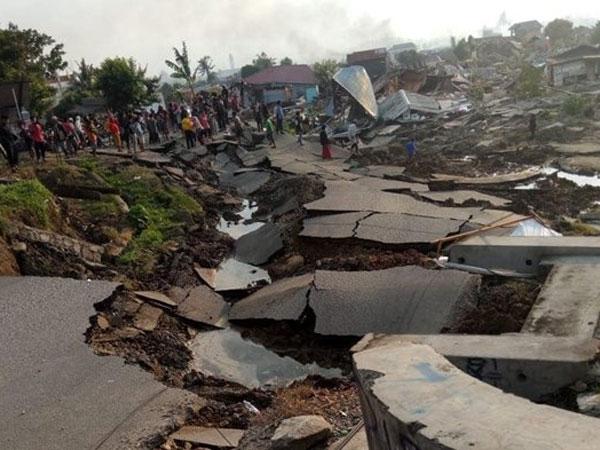 BNBP Umumkan Total Korban Gempa-Tsunami Palu dan Donggala 1.234 Orang Meninggal Dunia