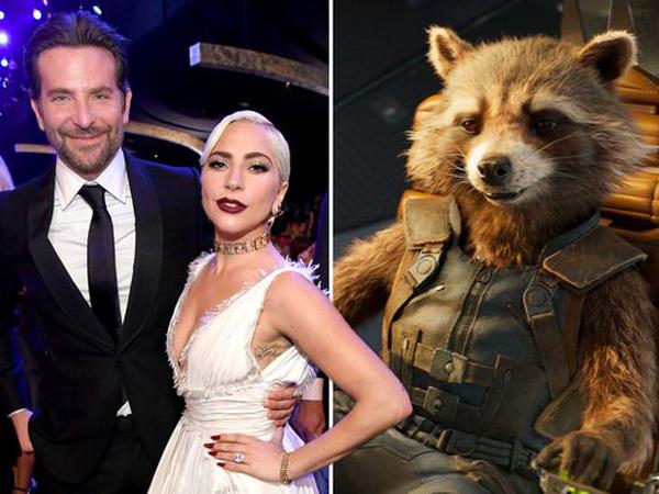Di Tengah Skandal Asmara, Bradley Cooper-Lady Gaga Bakal Reuni di 'Guardians of The Galaxy Vol 3'?
