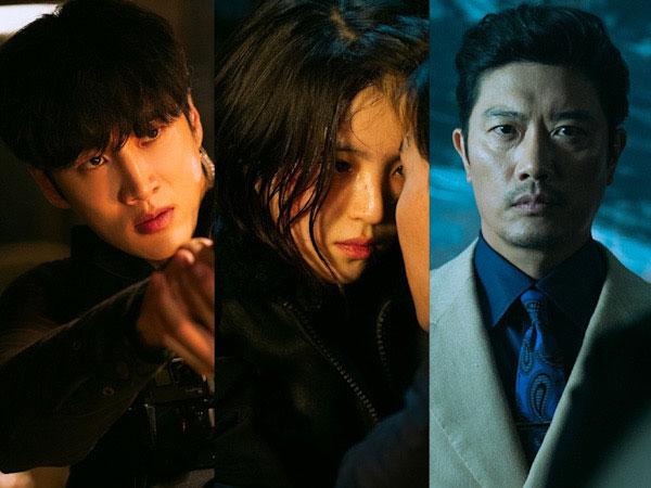 Han So Hee Jago Bela Diri Hingga Rela Jadi Monster di Drama My Name