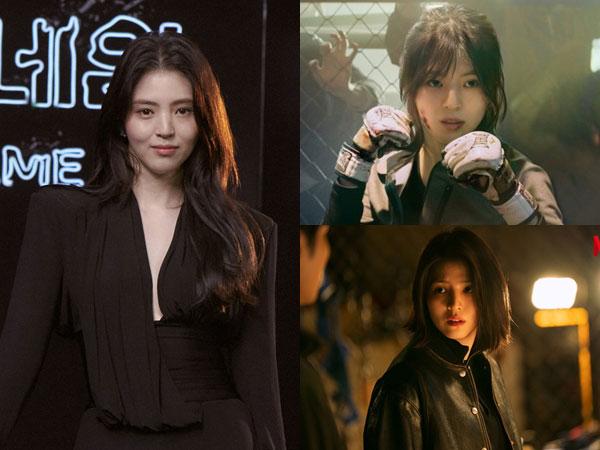 Han So Hee Bahas Dua Karakter yang Diperankannya di Drama My Name