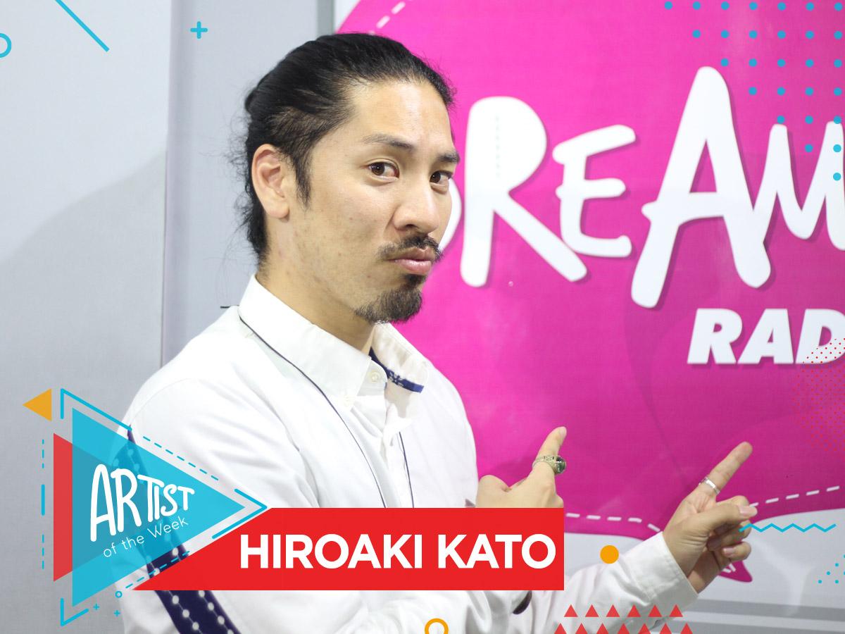 Ini Single Lucu dan Manis dari Hiroaki Kato yang Memilih Berjuang 'Mati-matian' di Indonesia
