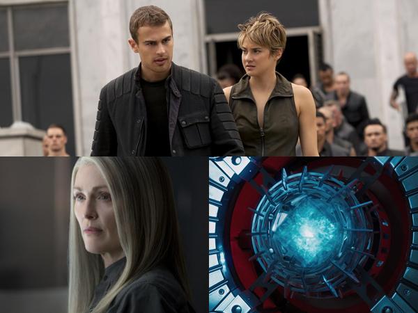 'Insurgent' Hadirkan Adegan yang Mirip dengan 'Harry Potter' Hingga 'The Avengers'?
