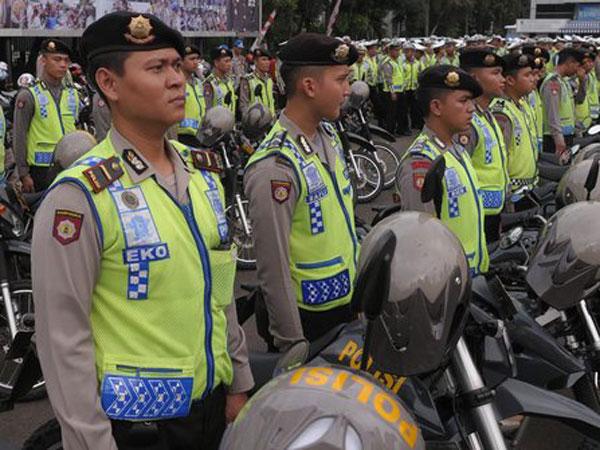 Catat, Kepolisian Tetapkan Status Siaga Satu di Ibu Kota Sampai 25 Mei