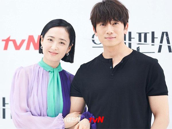 Ji Sung dan Kim Min Jung Sebut Perbedaan Kerja Bareng dari 13 Tahun Lalu