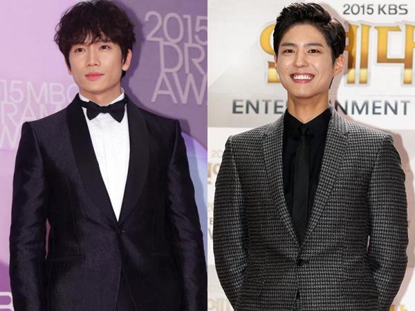 Ji Sung dan Park Bo Gum akan Bintangi Drama yang Sama di SBS?