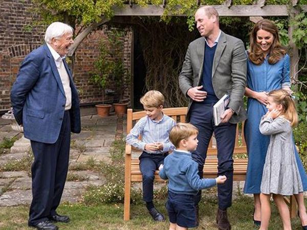 Gemasnya Anak-Anak Pangeran William dan Kate Middleton dalam Video Terbaru