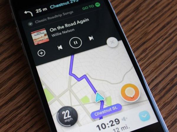 Kolaborasi Unik Waze dan Spotify, Mudahkan Pengguna Putar Lagu Saat di Perjalanan