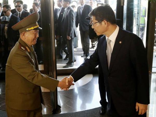 Pasca Asian Games 2014, Korea Selatan dan Korea Utara akan Segera Berdamai?