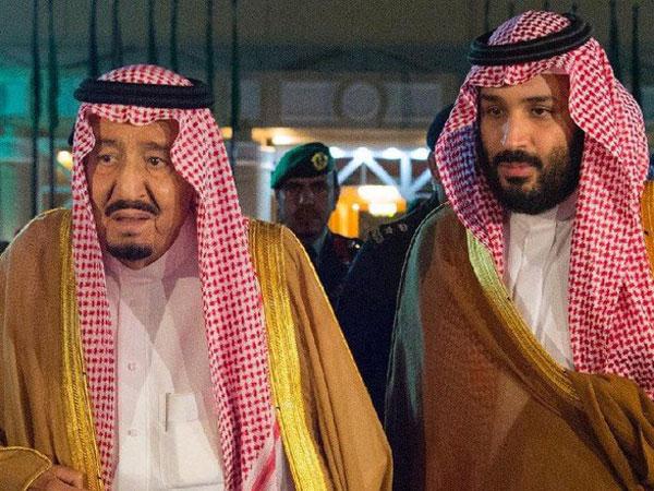 Pangeran Arab Saudi Serukan Kudeta untuk Gulingkan Raja Salman!