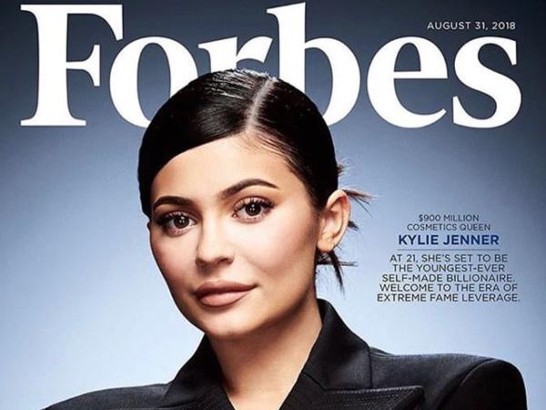 Tetapkan Kylie Jenner sebagai Milliuner Termuda Geser Mark Zuckerberg, Forbes Malah Dicemooh