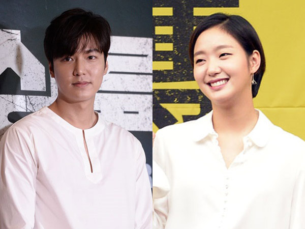 Lee Min Ho dan Kim Go Eun Mulai Syuting Drama The King: the Eternal Monarch
