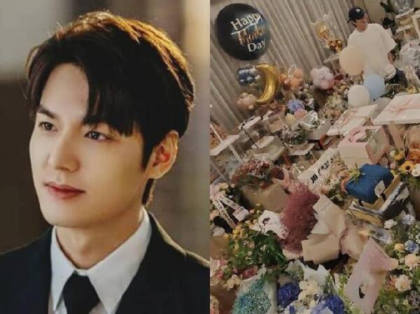 Lee Min Ho Ulang Tahun, Banjir Hadiah dari Fans