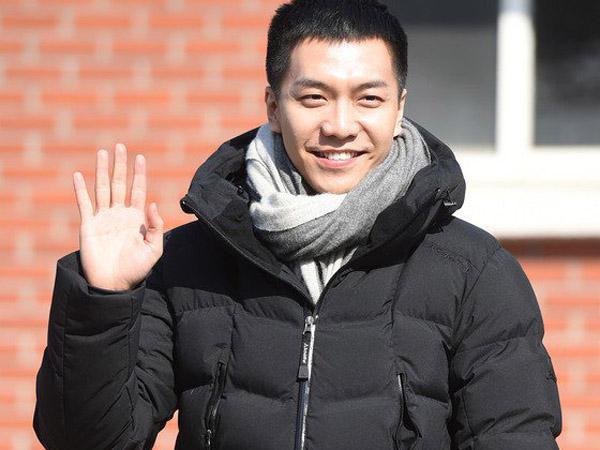 Pergi Wajib Militer, Lee Seung Gi Ucapkan Perpisahan Pada Fans Lewat Upacara Terbuka