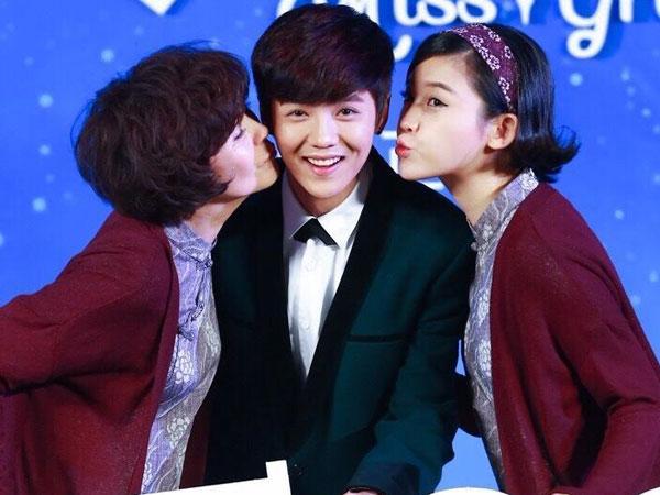 Wah, Luhan Akan Lakukan Adegan Ciuman Pertamanya dalam Film 'Back to 20s'?