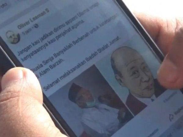 Sosok Kakek Sugiono di Balik Kontroversi Fotonya dengan Ma'ruf Amin