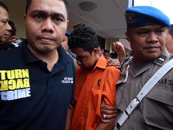 Dendam Pribadi, Mahasiswa di Medan Tega Bunuh Dosen Sendiri
