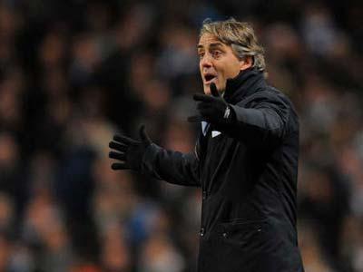 Mancini Tak Tertekan Gagal di Liga Champions