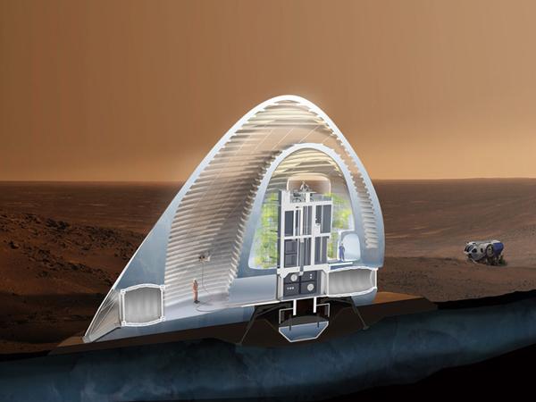 Diminta Bangun Rumah di Mars, NASA Dimodali 758 Miliar Rupiah!