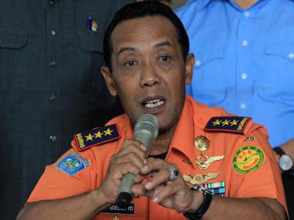 Pencarian Dihentikan, Kepala Basarnas Ajak Keluarga Korban Air Asia Tabur Bunga
