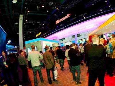 Microsoft, Google, dan Apple Absen di Pesta Elektronik Dunia