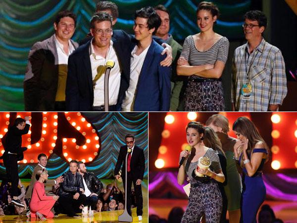 'The Fault In Our Stars' Berjaya, Inilah Para Pemenang MTV Movie Awards 2015!