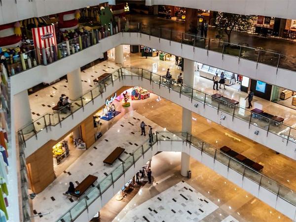 Intip Ramai-ramai Inovasi Mal-mal Jakarta dengan Teknologi Sensor di 'New Normal'