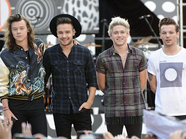 Pertama Kali Rekaman Tanpa Zayn Malik, Ini Kata One Direction