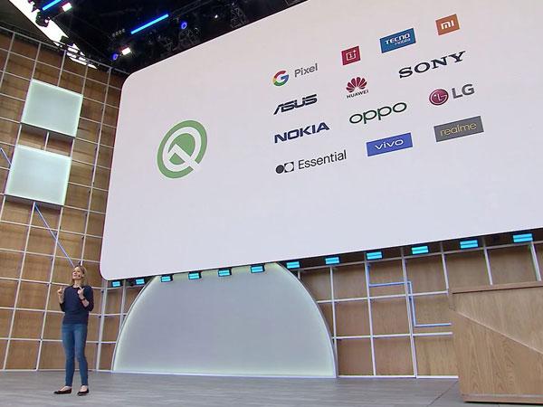 Oppo Reno Jadi Salah Satu Perangkat yang Tampilkan Kemampuan 5G di Google I/O 2019