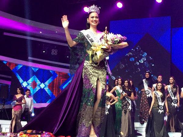 Pakai Kebaya, Bagian Tubuh Kontestan Putri Indonesia 2016 Kena Sensor!