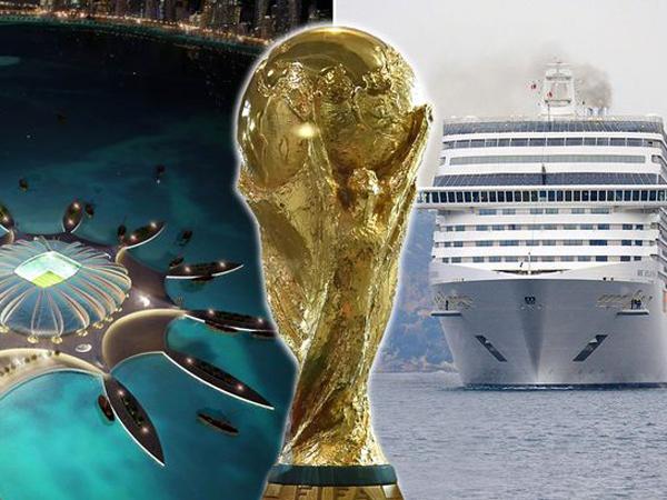 Qatar Jadikan Kapal Pesiar Sebagai Hotel untuk Suporter Piala Dunia 2022