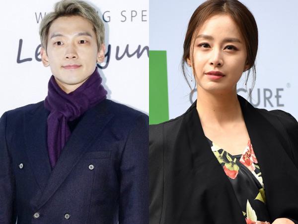Rain Konfirmasi Pernikahannya dengan Kim Tae Hee!