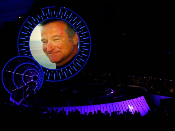 Duh, Tribute Robin Williams di MTV VMA Dikritik Habis!