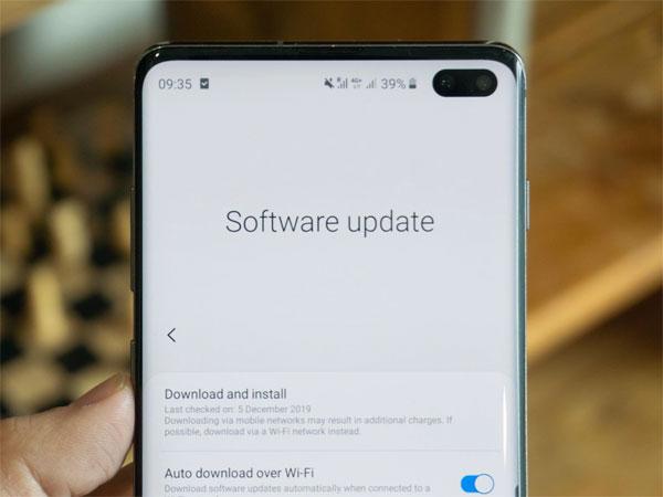 Deretan Smartphone Samsung yang Kebagian Update Android 11