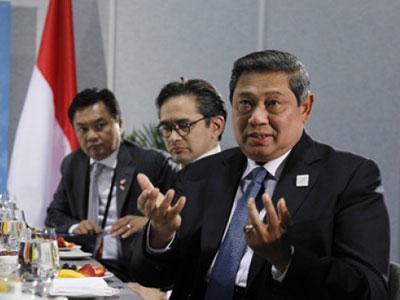 Inggris dan Australia Sadap SBY, Pemerintah Diam Saja