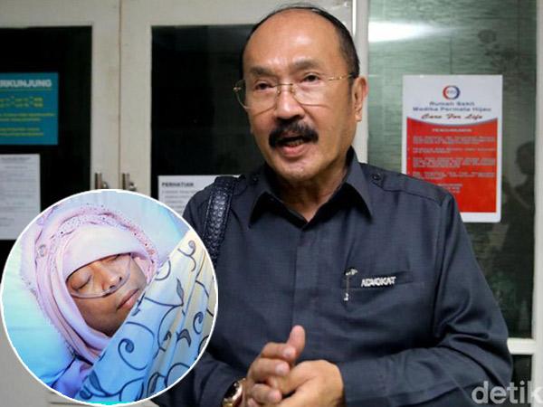 Ungkap Aktivitas Setya Novanto di RSCM, Pengacara: Tidur Terus, Engga Ada yang Berani Bangunin