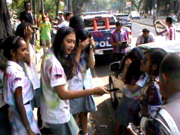 Siswi Medan yang Ancam Polwan dan Ngaku Anak Jenderal Sebut Arman Depari Cuma 'Paman'