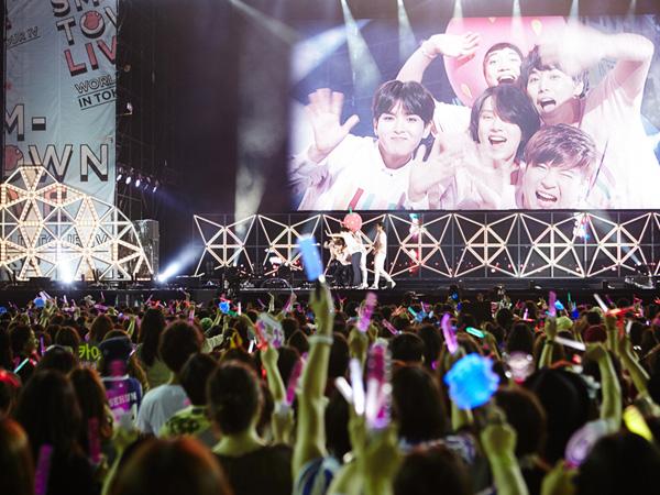 Dilanda Badai Topan, Konser SMTOWN Tokyo Hari Ke-2 Sempat Dihentikan Polisi?