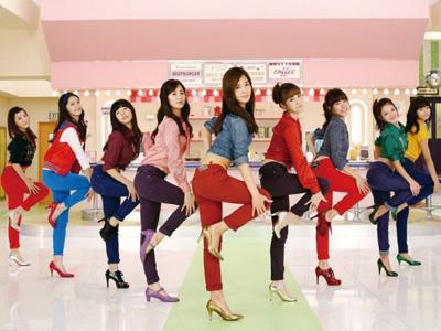 Pernah Gagal Rilis Dancing Queen, SNSD Ungkap Kekecewaan
