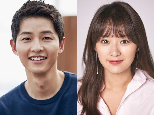 Song Joong Ki dan Kim Ji Won Bakal Reunian di Proyek Drama Terbaru?